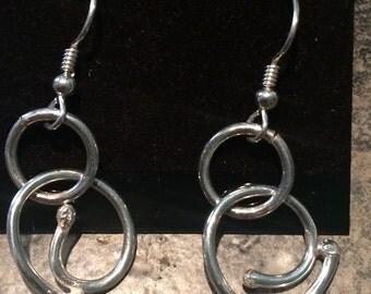 Custom sterling silver