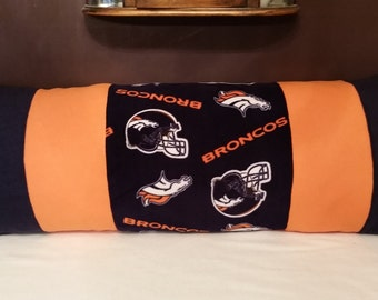 Denver Broncos Body Pillow Cover