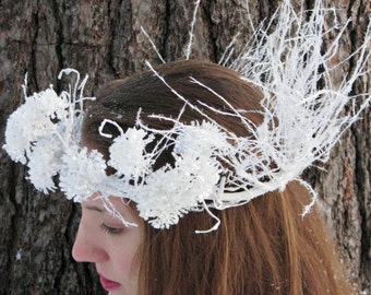 Fairy Crown- ''Frost Fairy''...Adult Crown