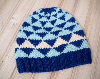Scandinavian Style Winter Hat for baby