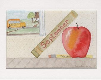 September Apple
