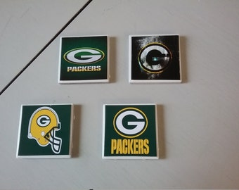 Green Bay Packers kitchen magnets