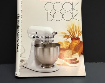 The kitchen aid cook book