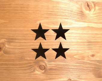 Small Stars (Set of 49) Small Vinyl Decals