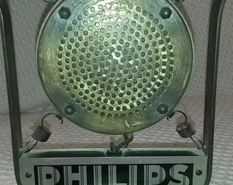 Vintage microphone Philips