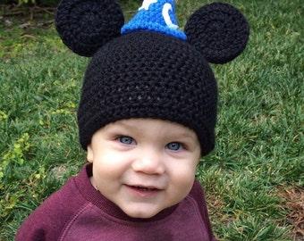 Mickey Mouse - Sorcerer's Apprentice hat
