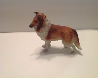 Lassie Dog Andrea by Sadek