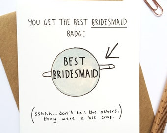 how to thank bridesmaids in a speech