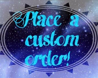 Custom made mala
