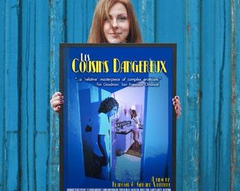 Les Cousins Dangereux Arrested Development Poster