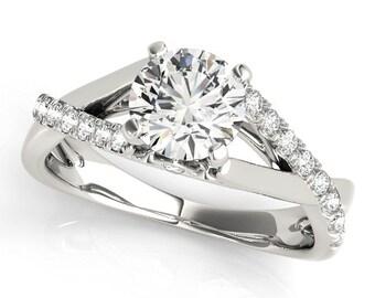 unique diamond engagement ring diamond engagement ring diamond ring diamond engagement ring - Real Diamond Wedding Rings