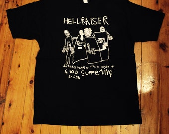 Hellraiser by Lilith T-shirt