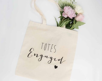 Totes Engaged tote bag