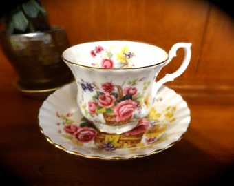 Beautiful vintage teacup