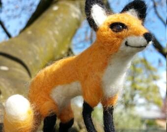 Mischievous Fox