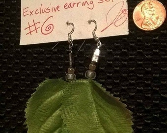 Special Edition Earrings #6