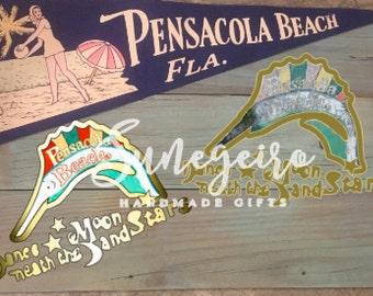 Pensacola Beach Decals