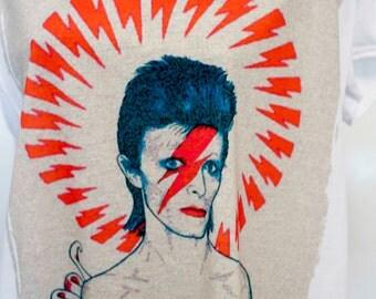 Incredible David Bowie shirt gift,David Bowie,tshirt,Tshirt ,T-shirt ,Tee,Clothing,Gift, Tee, Tees,shirt Tribute tshirt to David Bowie ,Gift