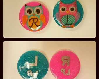 X-ray Markers with Cute Owls