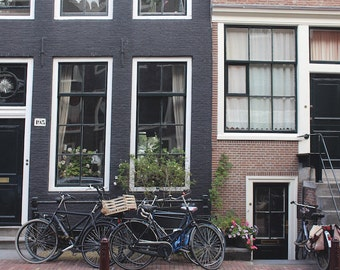 Bikes - Amsterdam, The Netherlands