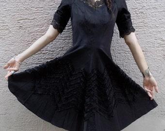 Dark Princesse Goth dress