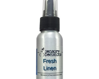 Fresh Linen Fragrance Spray - Fresh Linen Scent Spray - Fresh Linen Room Spray - Fresh Linen Freshener