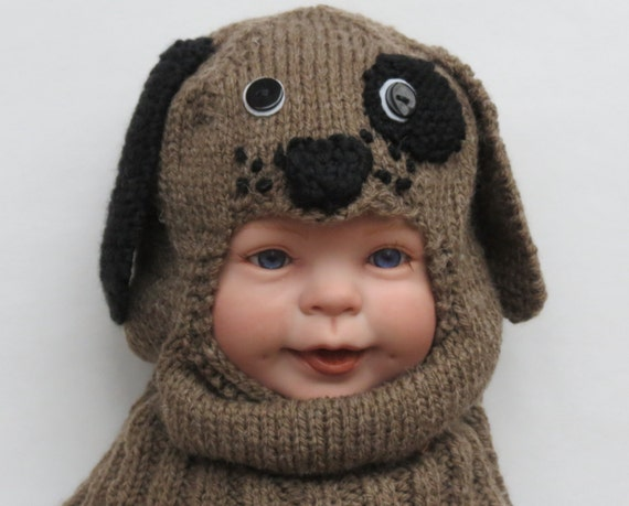 Knitting Pattern For Dog Balaclava Ipaafo For