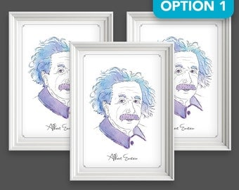 3x Prints Package, Three Prints, Thinker Series