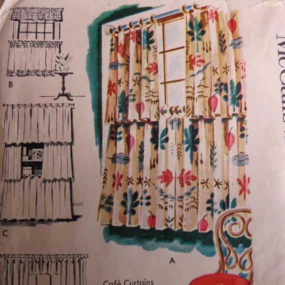 McCalls Pattern 1797
