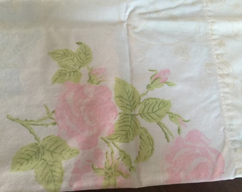 Wamsutta Vintage floral percale pillowcase, free shipping!