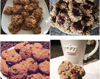 Flourless- lactation cookies