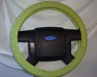 "Steering Wheel Cover-15""-16""-1005 Cotton."