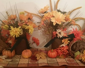 Mason Jar Decor/Fall Harvest Theme