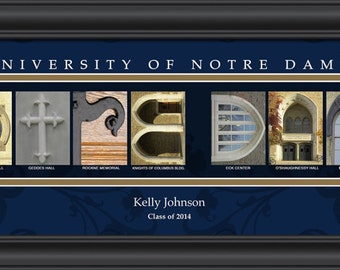 Notre dame etsy for Notre dame home decor