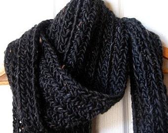 Crochet Long Scarf