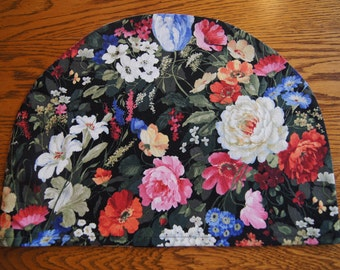 Tea Cozy Cover--Flowers #1 (To be used with My Tea Cozy)