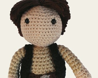 Finn Star Wars. Amigurumi Pattern PDF DIY Crafts Crochet
