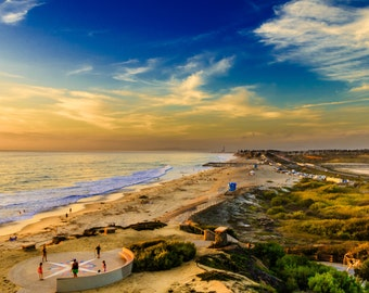 Ponto Beach, Carlsbad CA