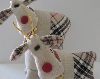 PORO reindeer PDF-pattern Christmas