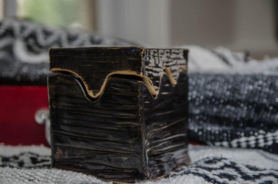 Iron Ceramic Puzzle Box
