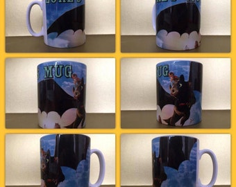 how to train your dragon toothless personalised mug cup gift present cute