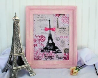 Paris/ Pretty in Pink/Paris Lover