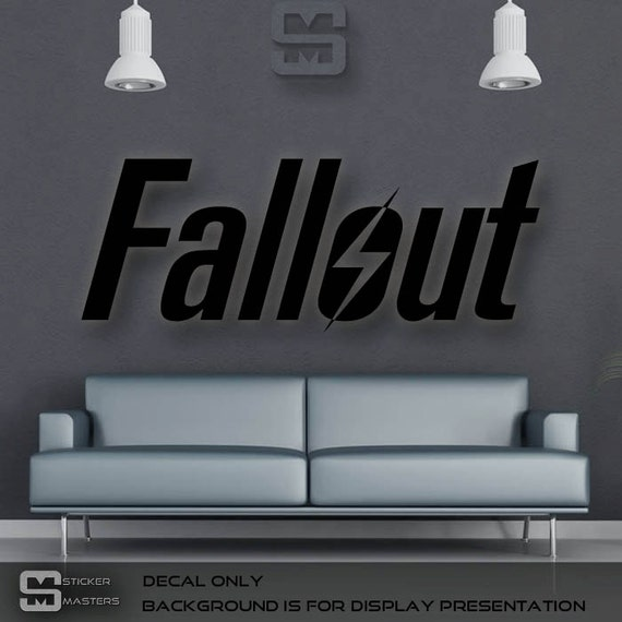 Fallout 4 Wall Light Not Working : Fallout Game Sticker Fallout 4 Decal Pip Boy by StickerMasters