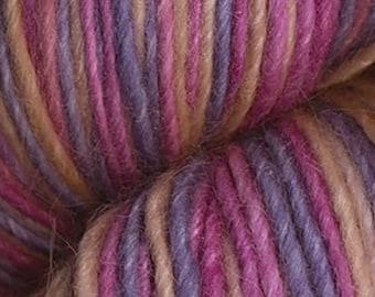 Jupiter Moon Farm Moonshine Trios Alpaca Wool Silk Gradient Yarn