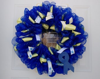Awareness Wreath