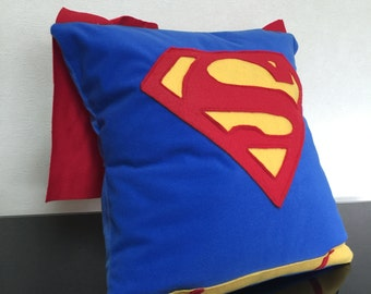 Superman Pillow Cover