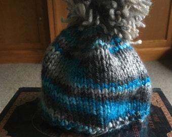 Handmade Knitted Children's Hat