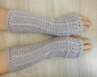 MADE TO ORDER 16081  Wine mittens, Crochet mittens, Fingerless gloves, Fingerless mittens, Crochet fingerless gloves, Hand warmers, Gloves