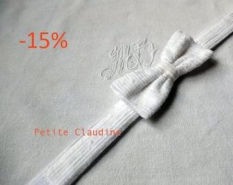 Snow white bow tie for boys & girls