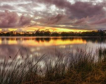 Lake Monger 2 - WA - Print